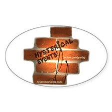 Hysterical Events Decal