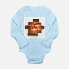 Hysterical Events Long Sleeve Infant Bodysuit