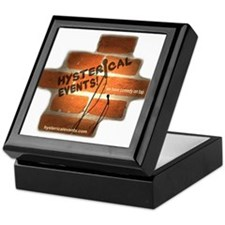Hysterical Events Keepsake Box