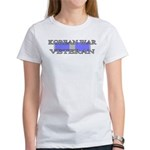 Korean Service Ribbon Women's T-Shirt