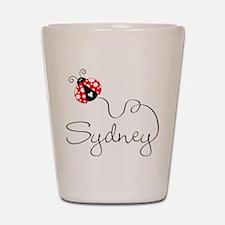Ladybug Sydney Shot Glass