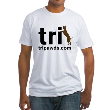 Tri Nation Fitted T-Shirt