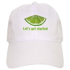 Let's get started Baseball Cap