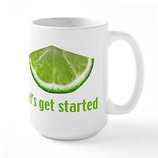 Let's get started Mug