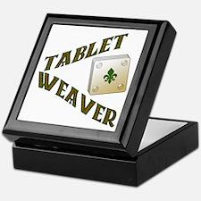 Tablet Weaver Keepsake Box