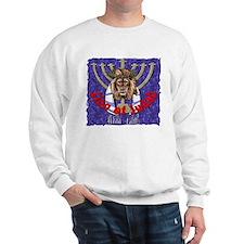 Lion of Judah 7 Sweatshirt