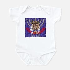 Lion of Judah 7 Infant Creeper