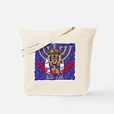 Lion of Judah 7 Tote Bag