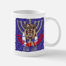 Lion of Judah 7 Mug