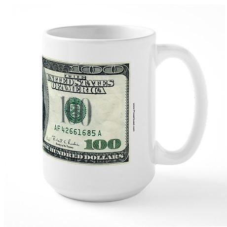 Large Money Mug