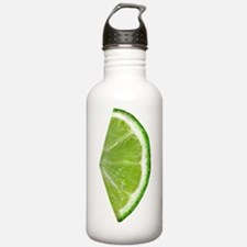 lime wedge Water Bottle
