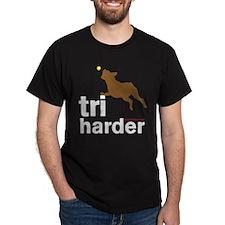 Tri Harder Boxer T-Shirt