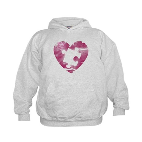 PIECE OF MY HEART Kids Hoodie