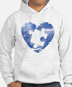 PIECE OF MY HEART Jumper Hoody
