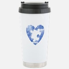 PIECE OF MY HEART Stainless Steel Travel Mug