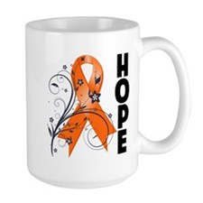 Hope Leukemia Awareness Mug