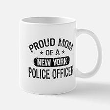 Proud Mom of a New York Police Officer Mug