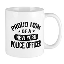 Proud Mom of a New York Police Officer Mug