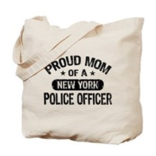 Proud Mom of a New York Police Officer Tote Bag