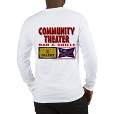 Community Theater Bar and Grille Long Sleeve