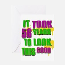 It took 56 years to look this Greeting Card