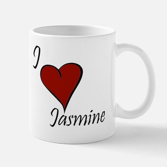 I love Jasmine Mug