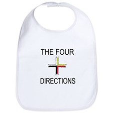 """""""The Four Directions"""" Bib"""