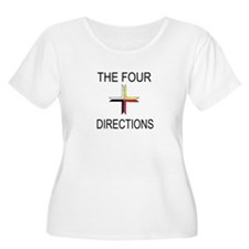 """The Four Directions"" T-Shirt"