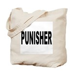 Punisher Law Enforcement Tote Bag