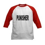 Punisher Law Enforcement (Front) Kids Baseball Jer