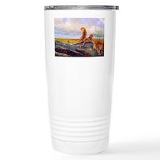 Animal Travel Coffee Mug