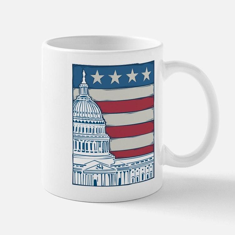 Cute Capitol Mug