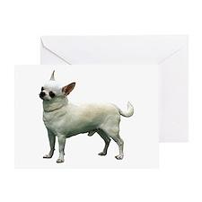 """Chihuahua 1"" Greeting Card"