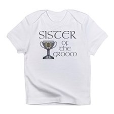 Celtic Sister of Groom Infant T-Shirt