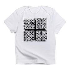 Celtic Square Cross Infant T-Shirt