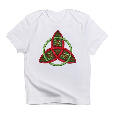 Celtic Holiday Knot Infant T-Shirt