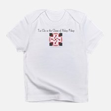 Tai Chi Chess Hokey Pokey Infant T-Shirt
