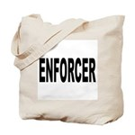 Enforcer Law Enforcement Tote Bag
