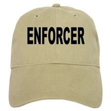 Enforcer Law Enforcement Baseball Cap