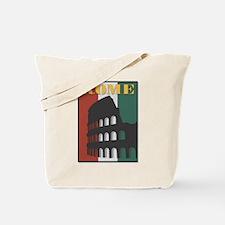 Cute Rome Tote Bag