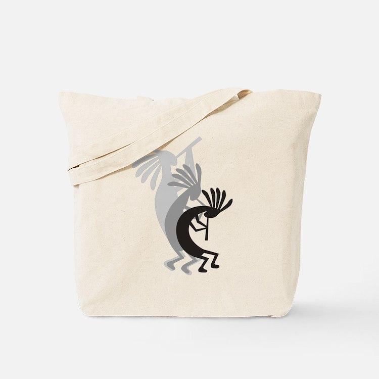 Cute Kokopelli Tote Bag