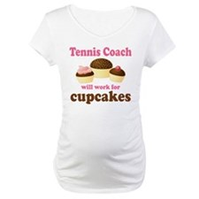 Funny Tennis Coach Shirt
