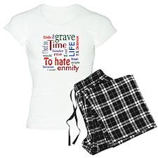 No Hate Pajamas