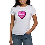 I Love My Morgan Horse Women's T-Shirt