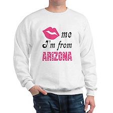 Kiss Me Im From Arizona Jumper