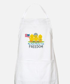 My Peeps Protect Our Freedom Apron