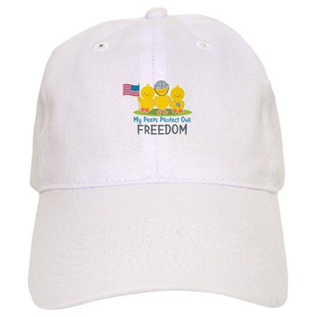 My Peeps Protect Our Freedom Cap