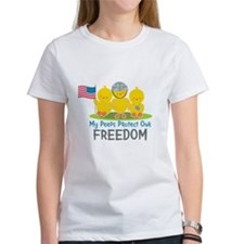 My Peeps Protect Our Freedom Tee