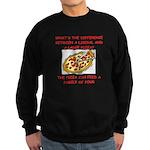 liberal joke Sweatshirt (dark)