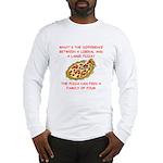 liberal joke Long Sleeve T-Shirt